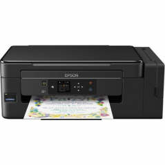 EPSON MULTIF. ECOTANK ET-2650 COLORE A4 33PPM 5760X1440DPI USB/WIFI STAMPANTE SCANNER COPIATRICE