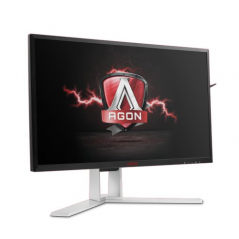 "AOC LED 27""Wide AGON AG271QG 2560x1440 2K IPS 4ms 350cd/mq 1.000:1(50.000.000:1) 2X2W MM PIVOT HDMI DISPLAY PORT 4USB GAMING"