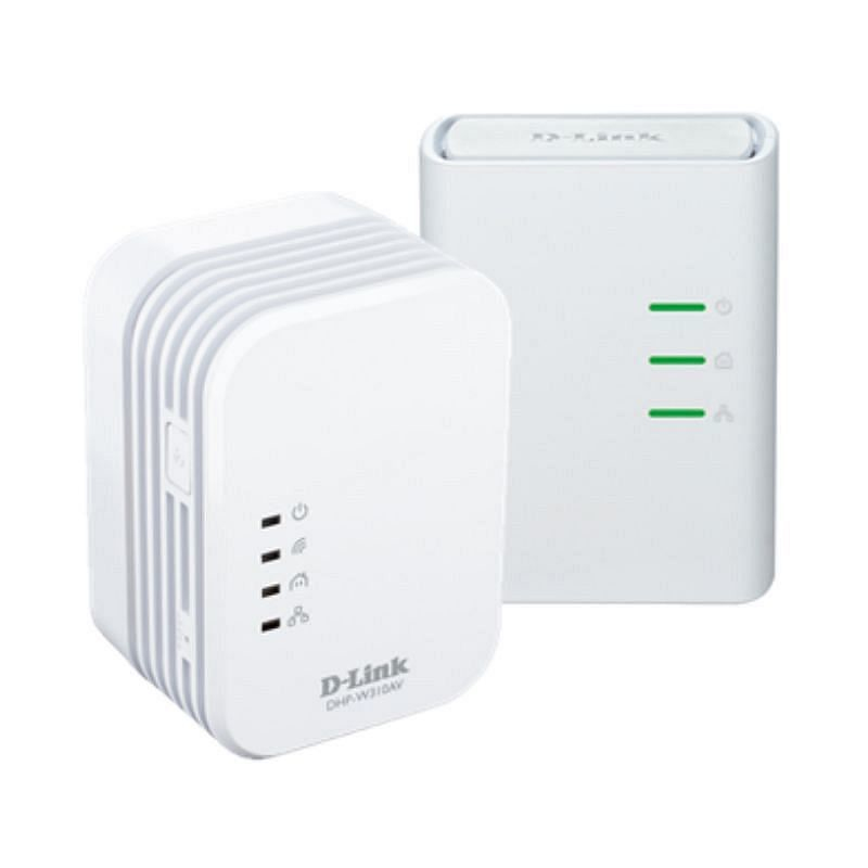 D-LINK POWERLINE KIT 500AV WLESS N MINI EXTENDER