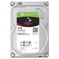 IRONWOLF 3TB SATA3 3.5