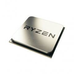 AMD CPU RYZEN 5 1400, 3,40GHZ, AM4, 10MB CACHE, 95W, WRAITH STEALTH COOLER