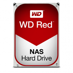 Western Digital 10TB RED 256MB 10000GB Serial ATA III disco rigido interno