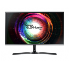 SAMSUNG MONITOR LED 28, UHD, 3840X2160, LUM. 370CD/M2, 170X160, 1MS , HMDI, DP , ECO SAVING