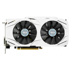 ASUS DUAL-GTX1060-O6G GeForce GTX 1060 6GB GDDR5 scheda video