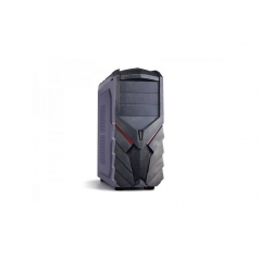 ADJ CASE GAMING S129E ATX, 2XUSB 3.0, 1X USB 2.0, AUDIO HD, NO PSU, DIRT EFFECT