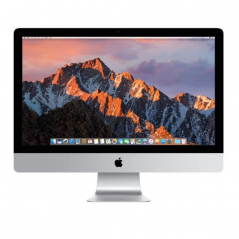 APPLE PC IMAC 27-INCH WITH RETINA 5K DISPLAY: 3.8GHZ QUAD-CORE INTEL CORE I5