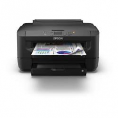 EPSON STAMP. INK WF-7210DTW A3 4800X2400DPI 32PPM USB/ETHERNET/WIFI, 2 CASSETTI CARTA