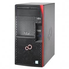 FUJITSU SERVER TOWER TX1310 M3 E3-1225V6 3.3 GHZ 8GB DDR4 2XHDD 1TB SATA DVD MULTISATA LAN GIGABIT