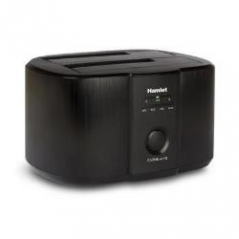 USB 3.0 DUAL BAY DOCK STATION 2.5 3.5 SATA HDD