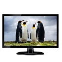 MONITOR 24 16 9 LED MULTIMEDIALE DVI NERO FULL