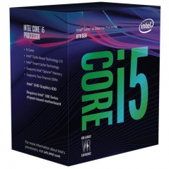 CORE I5-8600K 3.60GHZ W/O FAN