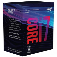 CORE I7-8700K 3.70GHZ W/O FAN