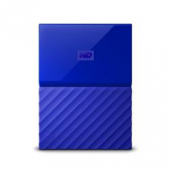 Western Digital My Passport 1000GB Blu disco rigido esterno