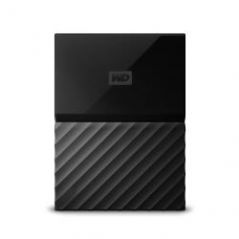 Western Digital My Passport 1000GB Nero disco rigido esterno