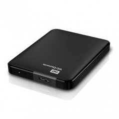 Western Digital WD Elements Portable disco rigido esterno 500 GB Nero