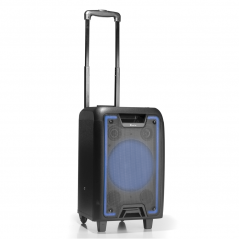 NGS WildMetal Trolley Public Address (PA) system 120W Nero, Grigio