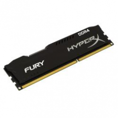 4GB 2133MHZ DDR4 CL14 DIMM HYPERX FURY BLACK