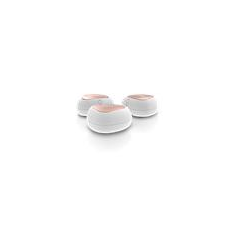 D-LINK AC1200 DUAL BAND WHOLE HOME MESH WI-FI SYSTEM (3 PACK) 2XGIGABIT, MU-MIMO, WPS
