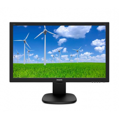 PHILIPS MONITOR 24 LED FULL HD 1920X1080 2MS MULTIMEDIALE HUB USB DP HDMI DVI VGA PIVOT GIREVOLE E INCLINABILE