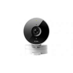 D-LINK MINI HD WIFI CAMERA 1280X720 1 MPX, BLUETOOTH SUPPORT IN APP, VISIONE NOTTURNA 5MT, GRANDANGOLO 120 GRADI