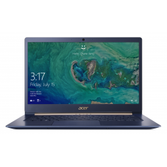 "Acer Swift SF514-52T-56RP 1.6GHz i5-8250U 14"" 1920 x 1080Pixel Touch screen Blu Computer portatile"