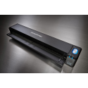 FUJITSU SCANNER DOCUMENTALE PORTATILE IX100 A4 SIMPLEX LED 12PPM/12IPM USB WIFI