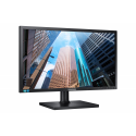 "Samsung LS24E45UFS 24"" Full HD TN Nero monitor piatto per PC"