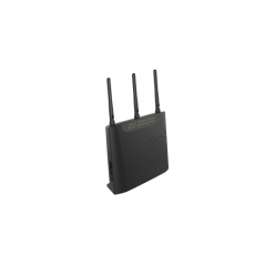 D-Link DSL-3682 Dual-band (2.4 GHz/5 GHz) Fast Ethernet Nero router wireless