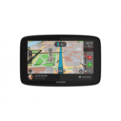 "TOMTOM GO 620 WORLD WITH WI-FI 6"" MAPPE DEL MONDO, TRAFFICO, AUTOVELOX A VITA - CHIAMATE IN VIVAVOCE - AGG.TO WI-FI CARICABATTER"