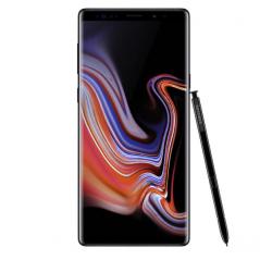 GALAXY NOTE9 SM-N960F BLACK 512 GB DISPLAY 6.4