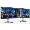 "DELL UltraSharp U2415 24.1"" Full HD IPS Opaco Nero, Argento"