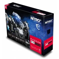 SAPPHIRE VGA NITRO RADEON RX 590 8G GDDR5 DUAL HDMI / DVI-D / DUAL DP OC W/BP (UEFI) SPECIAL EDITION LITE