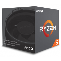 AMD RYZEN 5 2600X 4.25GHZ 6CORE AM4