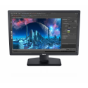 "DELL UltraSharp U2412M 24"" Full HD IPS Opaco Nero, Argento"