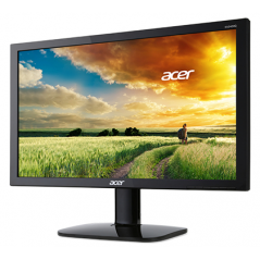 "Acer KA240HQBbid monitor piatto per PC 59,9 cm (23.6"") Full HD LED Nero"