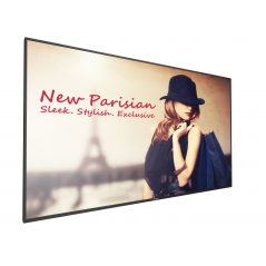 "Philips Signage Solutions 43BDL4050D/00 visualizzatore di messaggi 108 cm (42.5"") LED Full HD Digital signage flat panel Nero Wi"