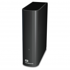 Western Digital WD Elements Desktop disco rigido esterno 2000 GB Nero