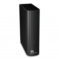 Western Digital WD Elements Desktop disco rigido esterno 3000 GB Nero