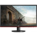 "AOC Gaming G2460VQ6 LED display 61 cm (24"") Full HD LCD Opaco Nero, Rosso"