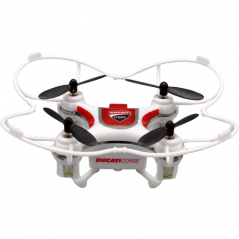 BUNDLE DROMOCOPTER DUCATI BIANCO + PISTA INDOOR