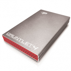 PATRIOT GAUNTLET4 BOX ESTERNO 2,5 SATA3 USB 3.1