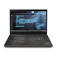 "Lenovo ThinkPad P52s Nero Workstation mobile 39,6 cm (15.6"") 1920 x 1080 Pixel 1,80 GHz Intel® Core™ i7 di ottava generazione"
