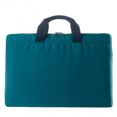 "TUCANO MINILUX BORSA SLEEVE PER NB 15,6"" E MACBOOK 15"" IN NYLON BLU"