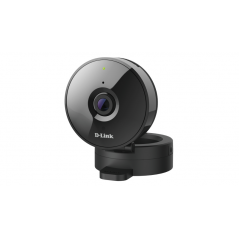 D-LINK IP CAMERA SECURITY HOME WIRELESS HD DAY AND NIGHT H.264 CON SLOT MICROSD E SUPPORTO MYDLINK 1MPX 1280X720