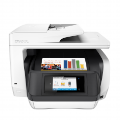 HP OfficeJet Pro 8720 Getto termico d'inchiostro 24 ppm 1200 x 1200 DPI A4 Wi-Fi