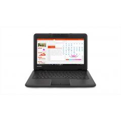 """Lenovo 100e N3350 4GB 64GB EMMC 10 W10PA Nero Computer portatile 29,5 cm (11.6"""") 1366 x 768 Pixel 1,10 GHz Intel® Celeron®"""