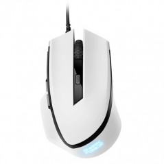 SHARKOON MOUSE OPTICAL USB GAMING 6 TASTI 1600DPI BIANCO