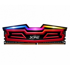 ADATA RAM GAMING XPG SPECTRIX D40 SERIES DDR4 3200MHZ CL16 8GB RGB LED STRIP