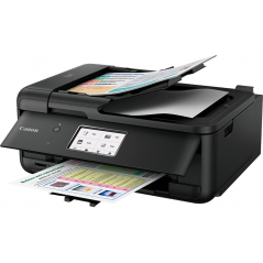 CANON MULTIF. INK PIXMA TR8550 A4 9600X2400DPI FRONTE/RETRO ADF USB/WIRELESS/BLUETOOTH SLOT PER SCHEDA SD STAMPANTE SCANNER COPI