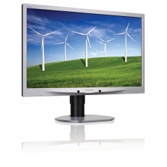 Philips Brilliance Monitor LCD, retroilluminazione a LED 241B4LPYCS/00